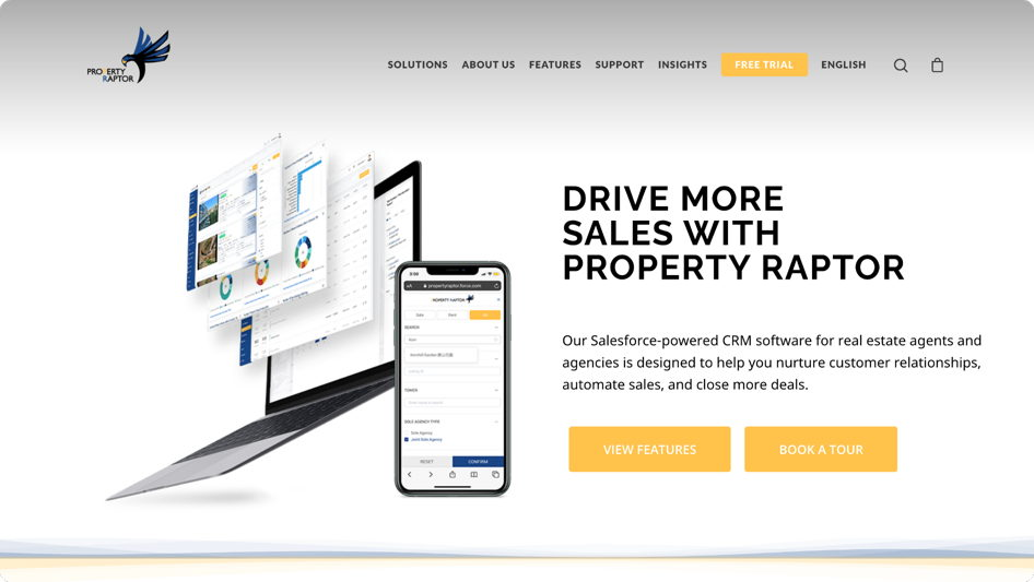 Staging Home Page   ProjectPreview Raptor
